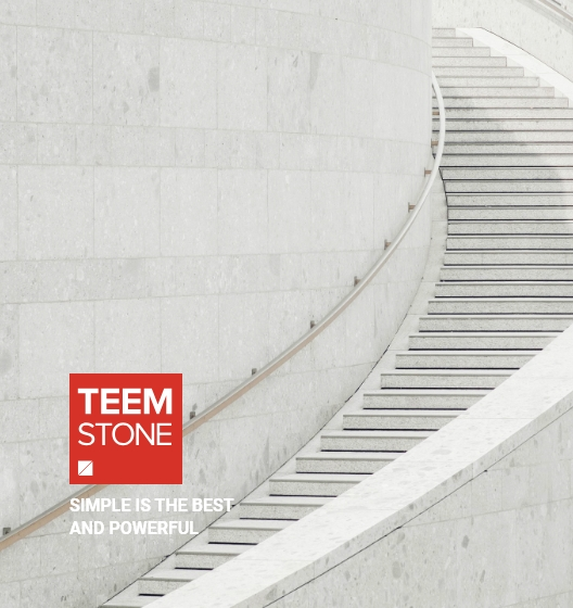 TEEMSTONE Simple is the best and powerful